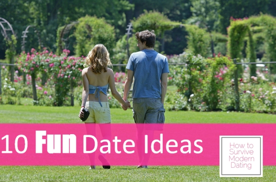 10 fun date ideas